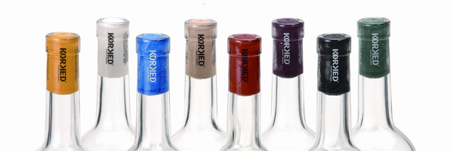 Colors syntetic stoppers